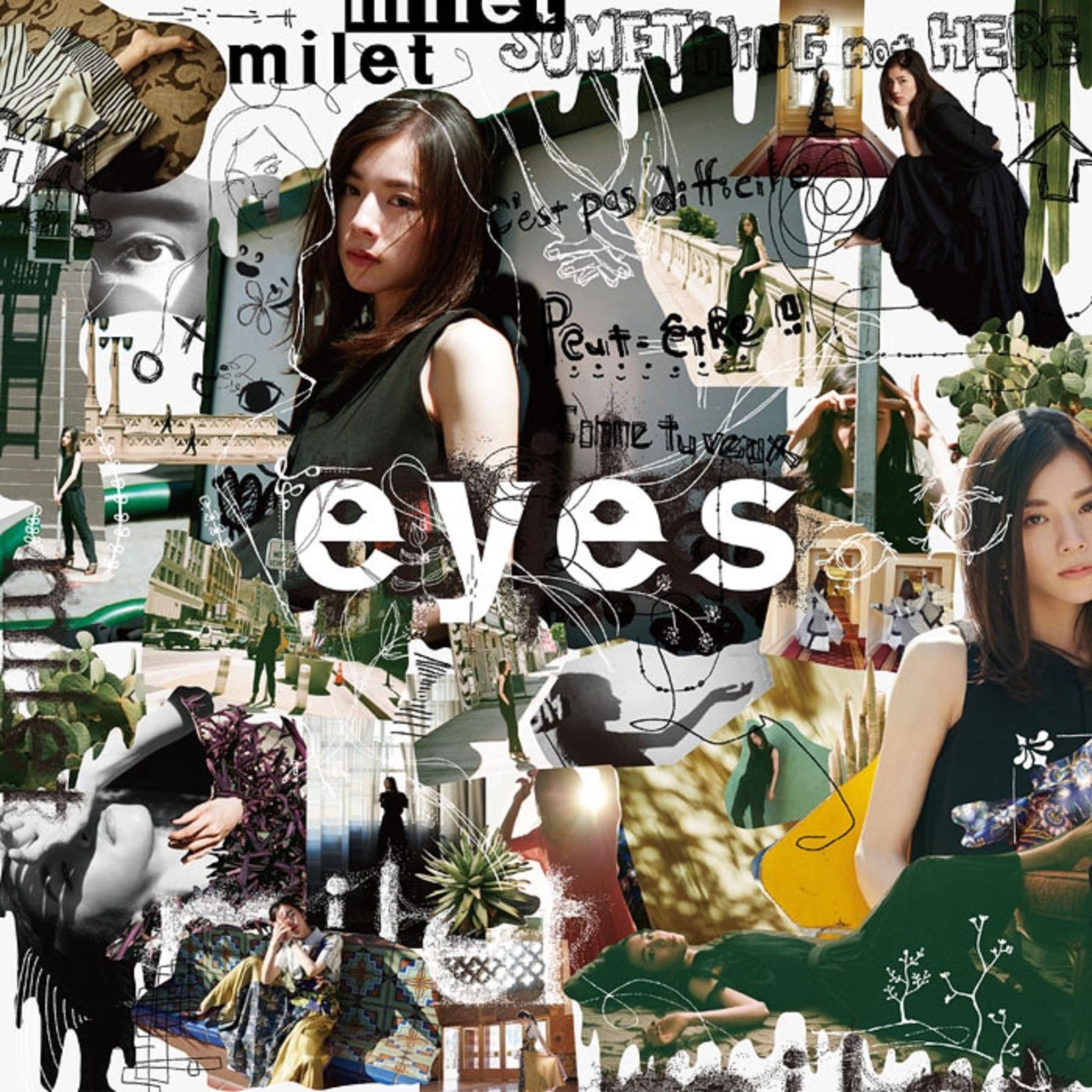 [10's] milet - Tell Me (2019) Milet%20-%20Eyes